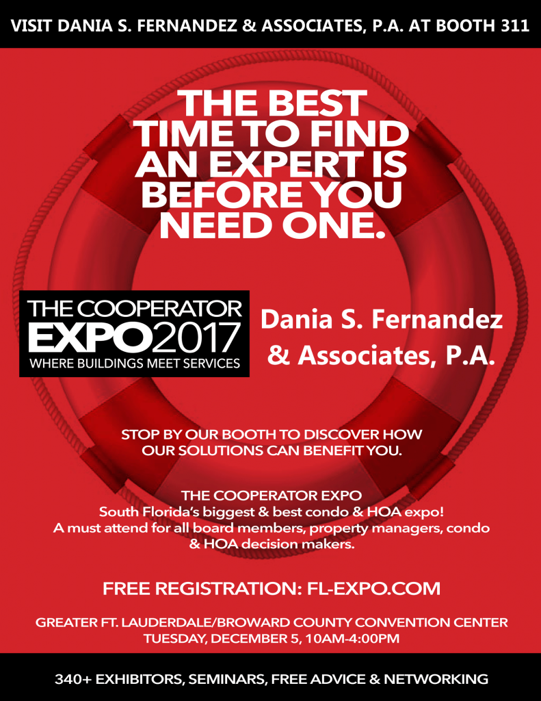 south florida expo the cooperator 2017 dec 5